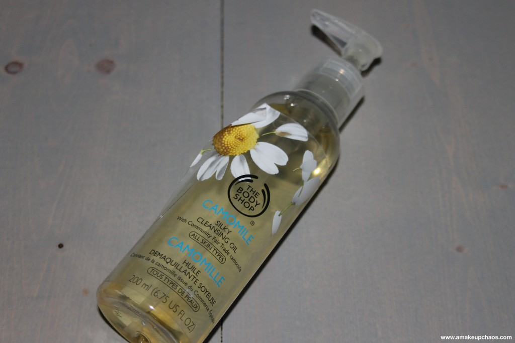 Camomile cleanser